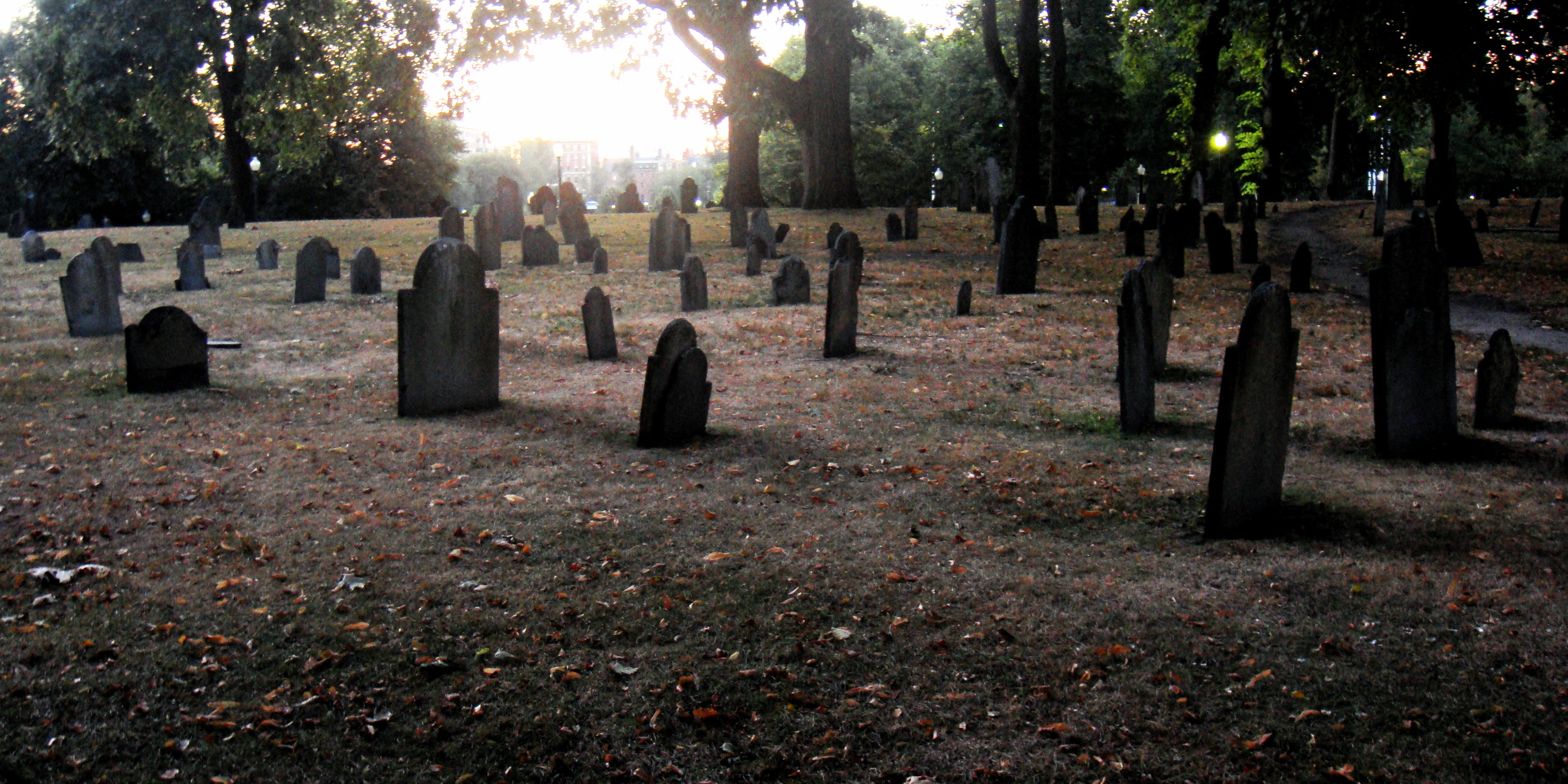 cemetery by amy gizienski on flickr