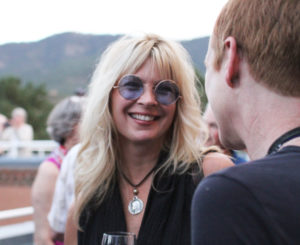 Glen Workshop Aubrey Allison Karin with sweet glasses