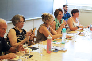 Glen Workshop Aubrey Allison wine class