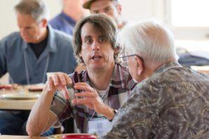 Glen Workshop Bob Denst talkin