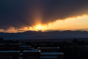 Glen Workshop Bob Denst wow sunset