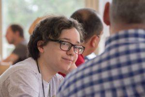 Glen Workshop Bob Denst young woman