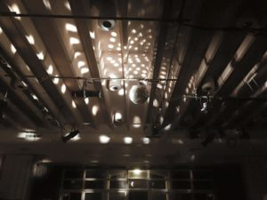 Glen Workshop disco ball by Samantha Krejcik