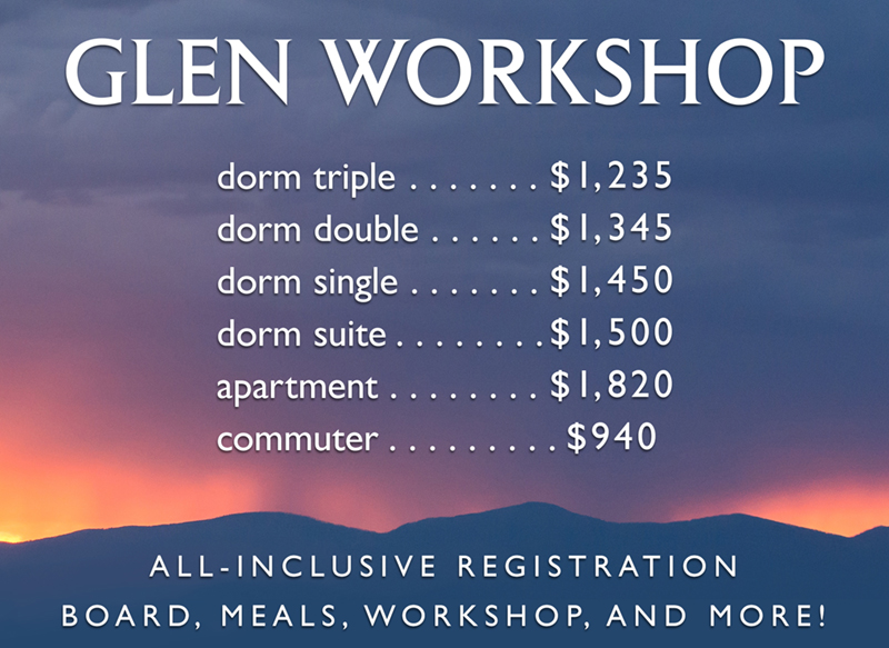 glen-workshop-price-chart-regular-prices