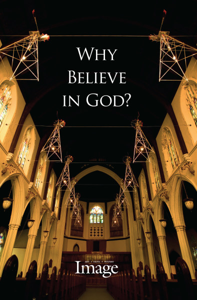 Why Believe in God cover