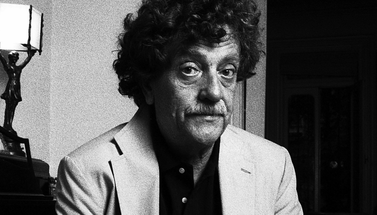 kurt vonnegut christ loving atheist image journal
