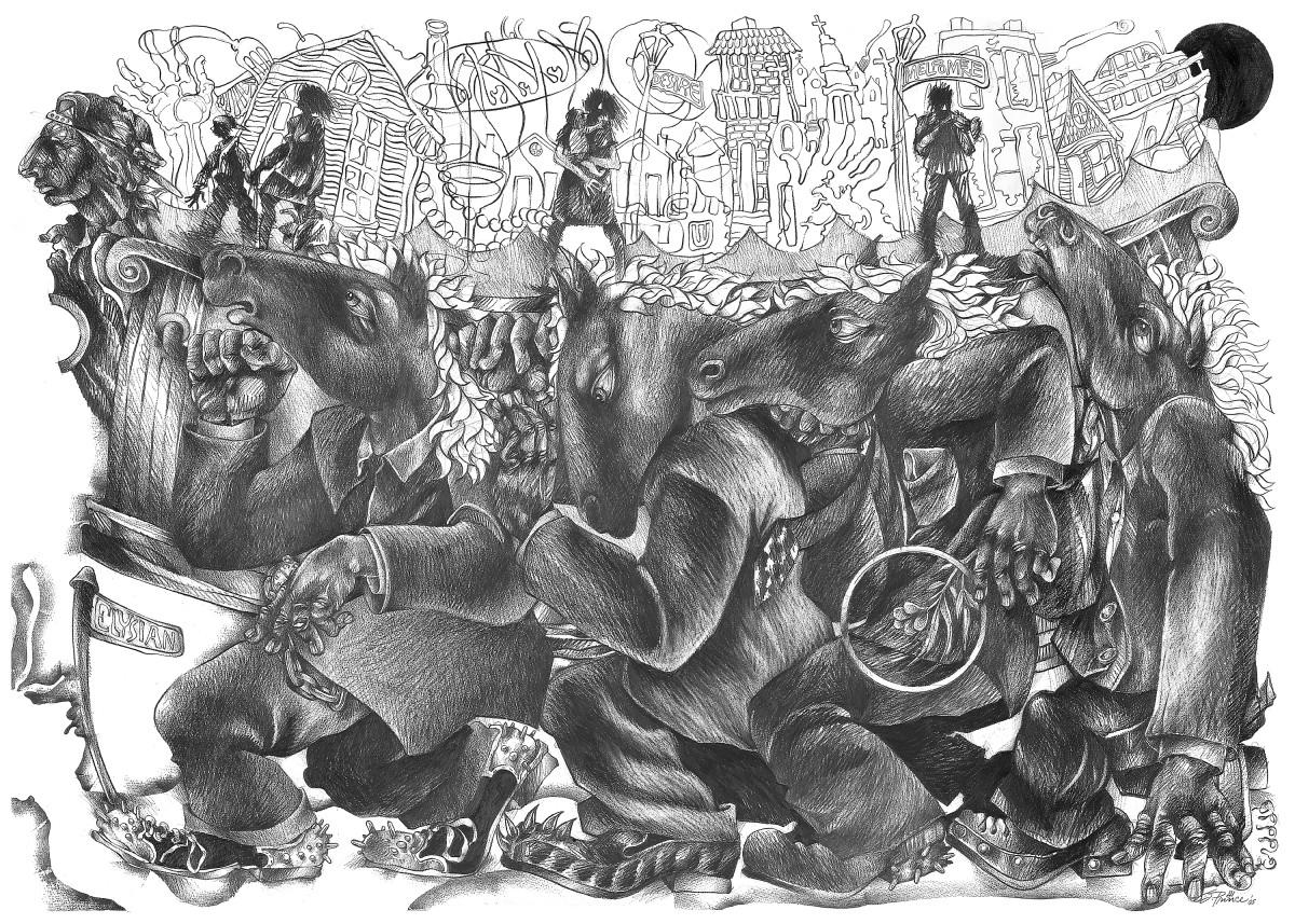 Image result for steven prince katrina's dirge