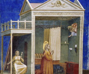 giotto vision of anna