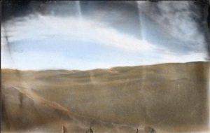sand dunes california pinhole camera by Kristy Hom on flickr