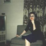woman 1950s tv