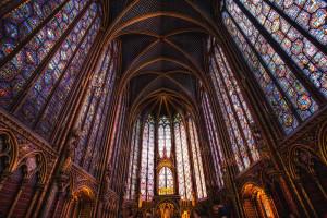 france paris sainte chapelle-L