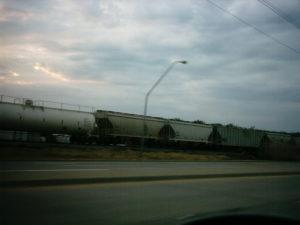 freight train by Robert Nunnally on flickr