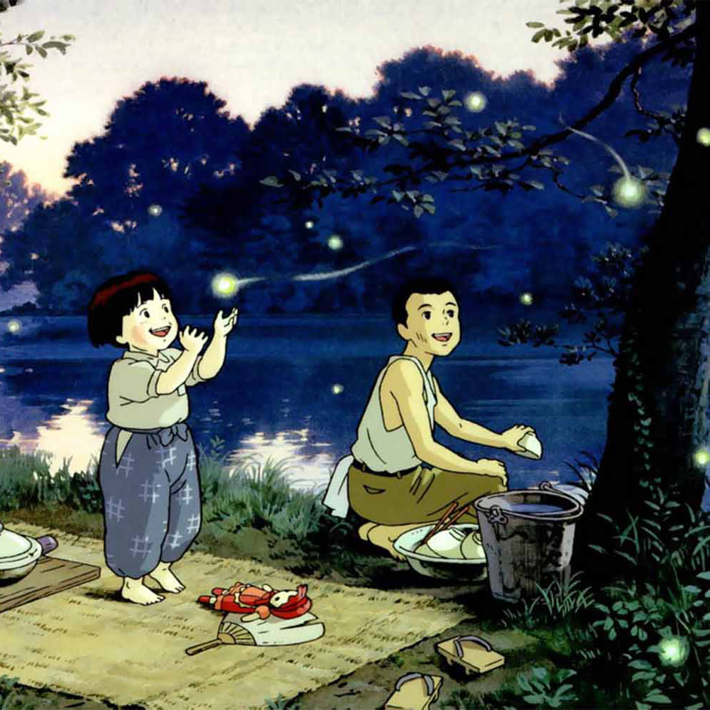 grave of the fireflies final