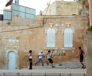 soccer kids jerusalem