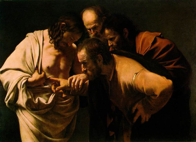 the wounds of resurrection