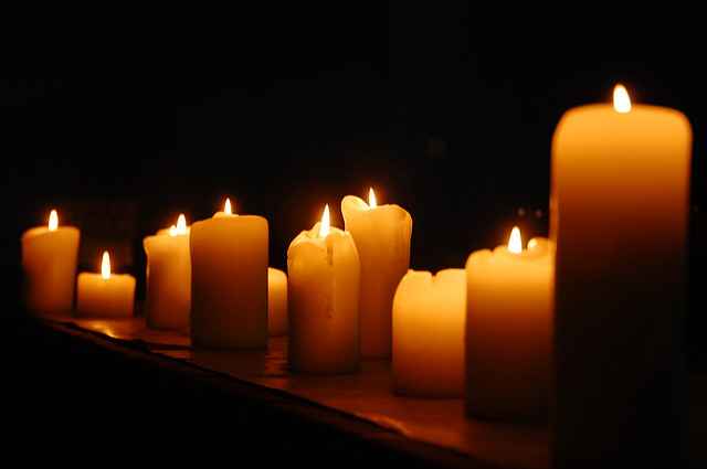 Good LettersThe Dragon and the Yahrzeit Candle: On Forgetting and Remembering, Part 1
