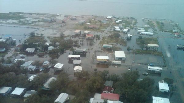 hurricane katrina flood new orleans