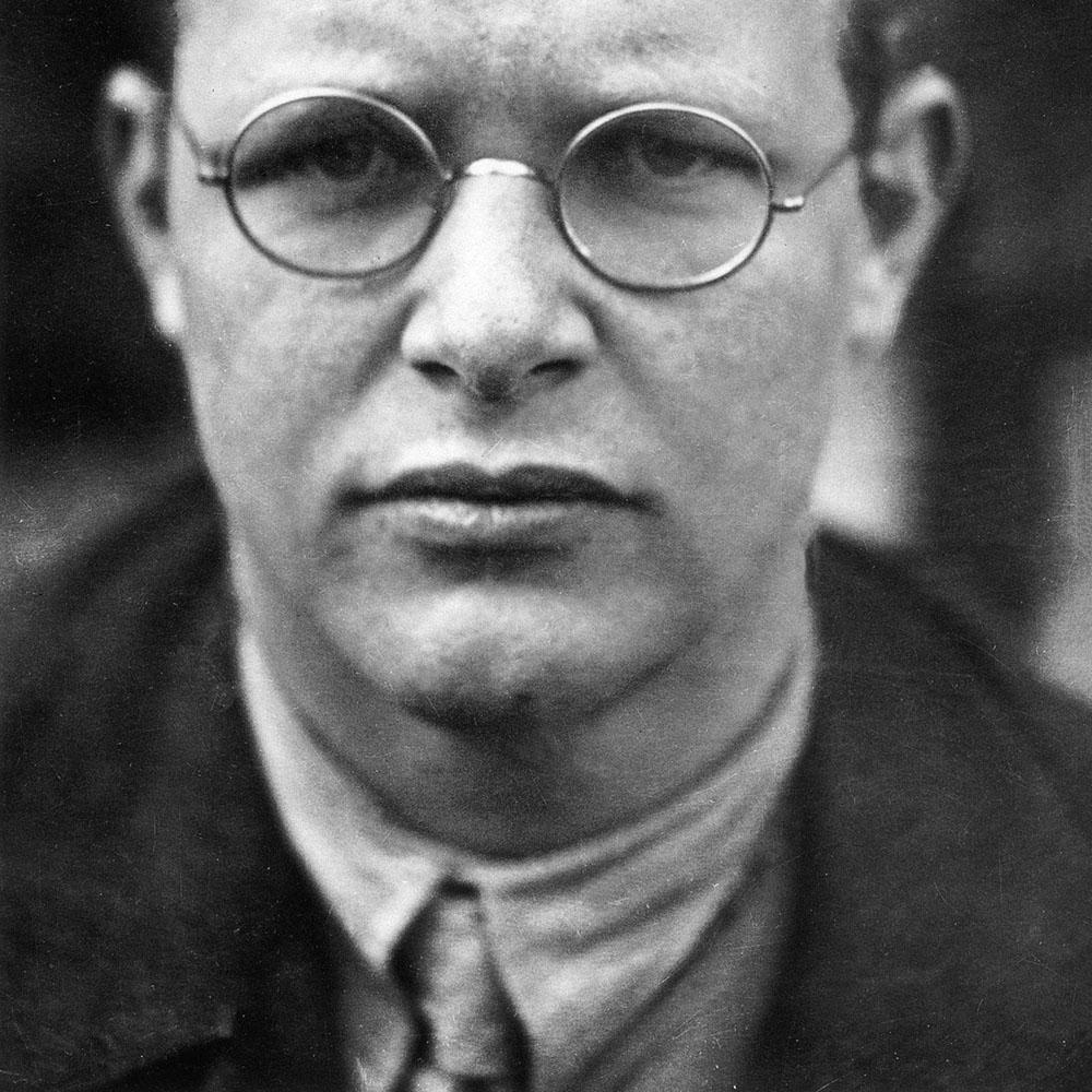 Bonhoeffer dissertation