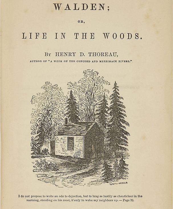 short essays by thoreau