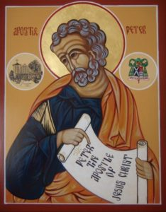 icon-of-apostle-peter-467x600-by-debra-korluka