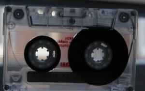 cassette tape by romana klee on flickr