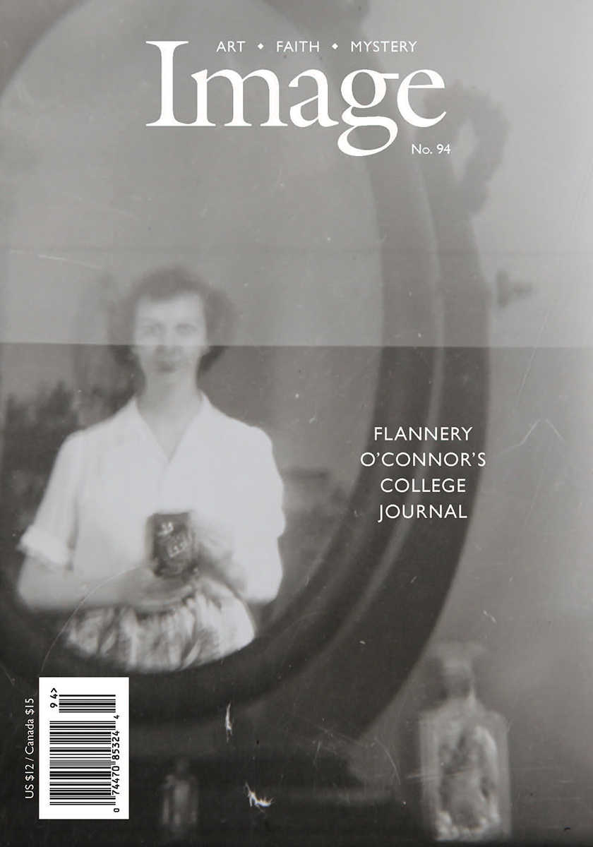 flannery o connor s college journal image journal