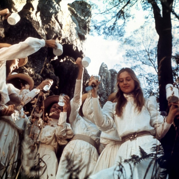 Peter Weir 1970's Picnic at Hanging Rock