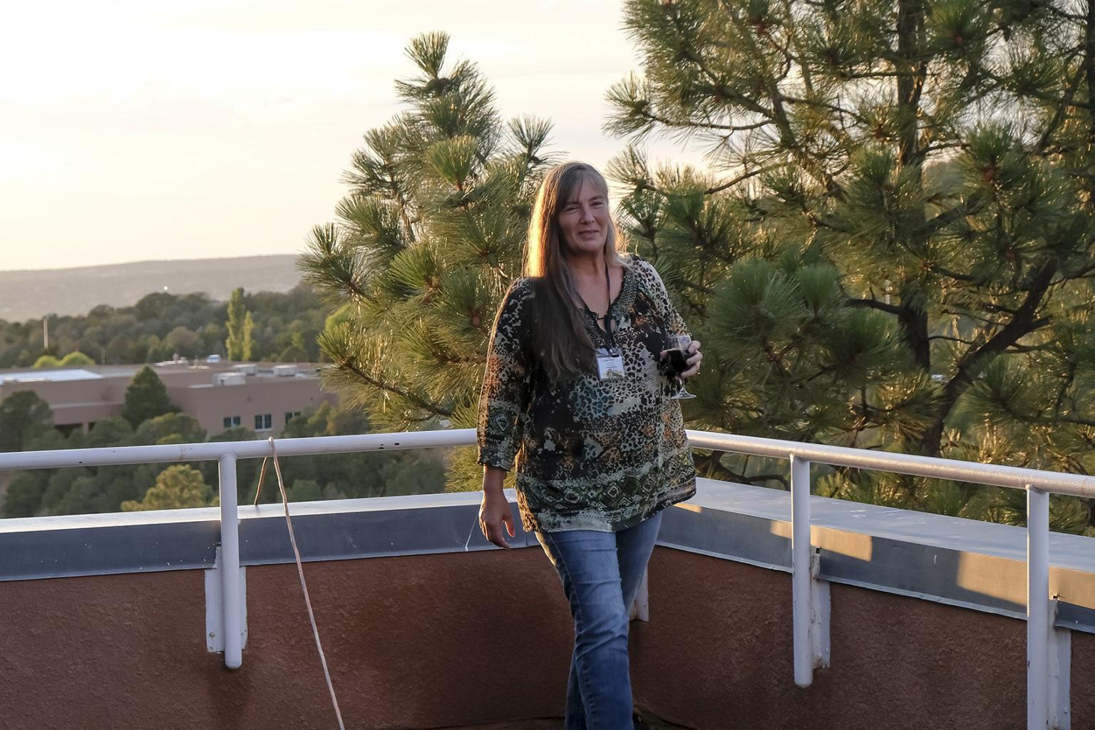 Balcony Cyndi