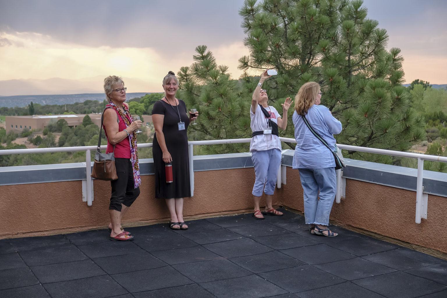 Lois Cyndi Balcony