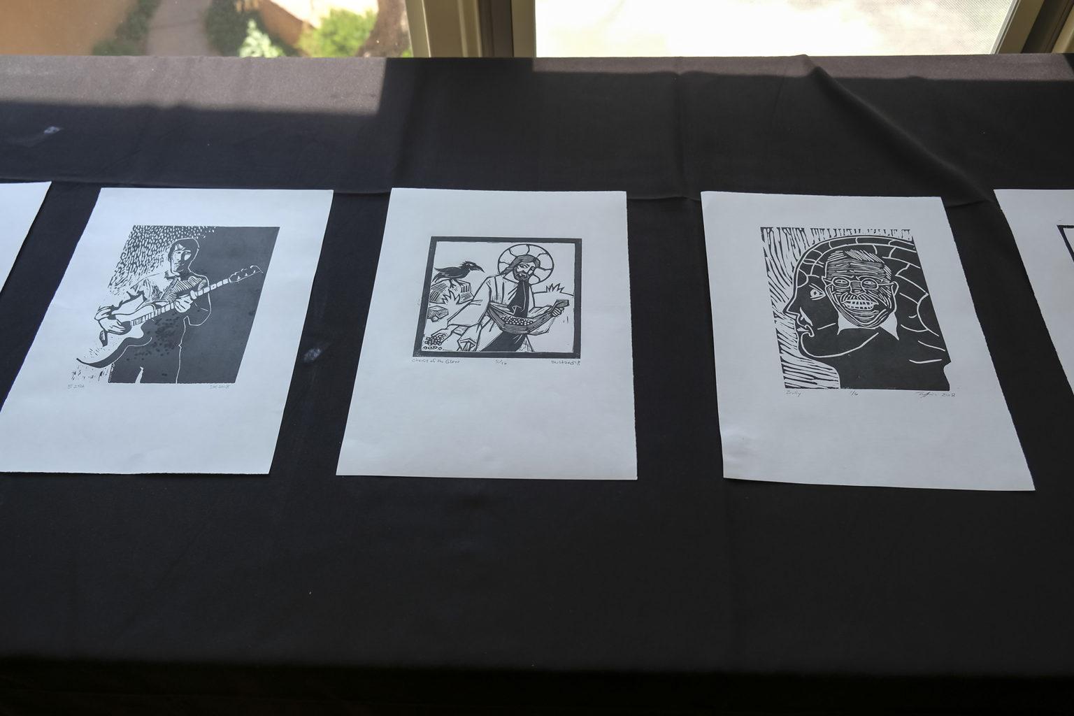 Printmaking 3