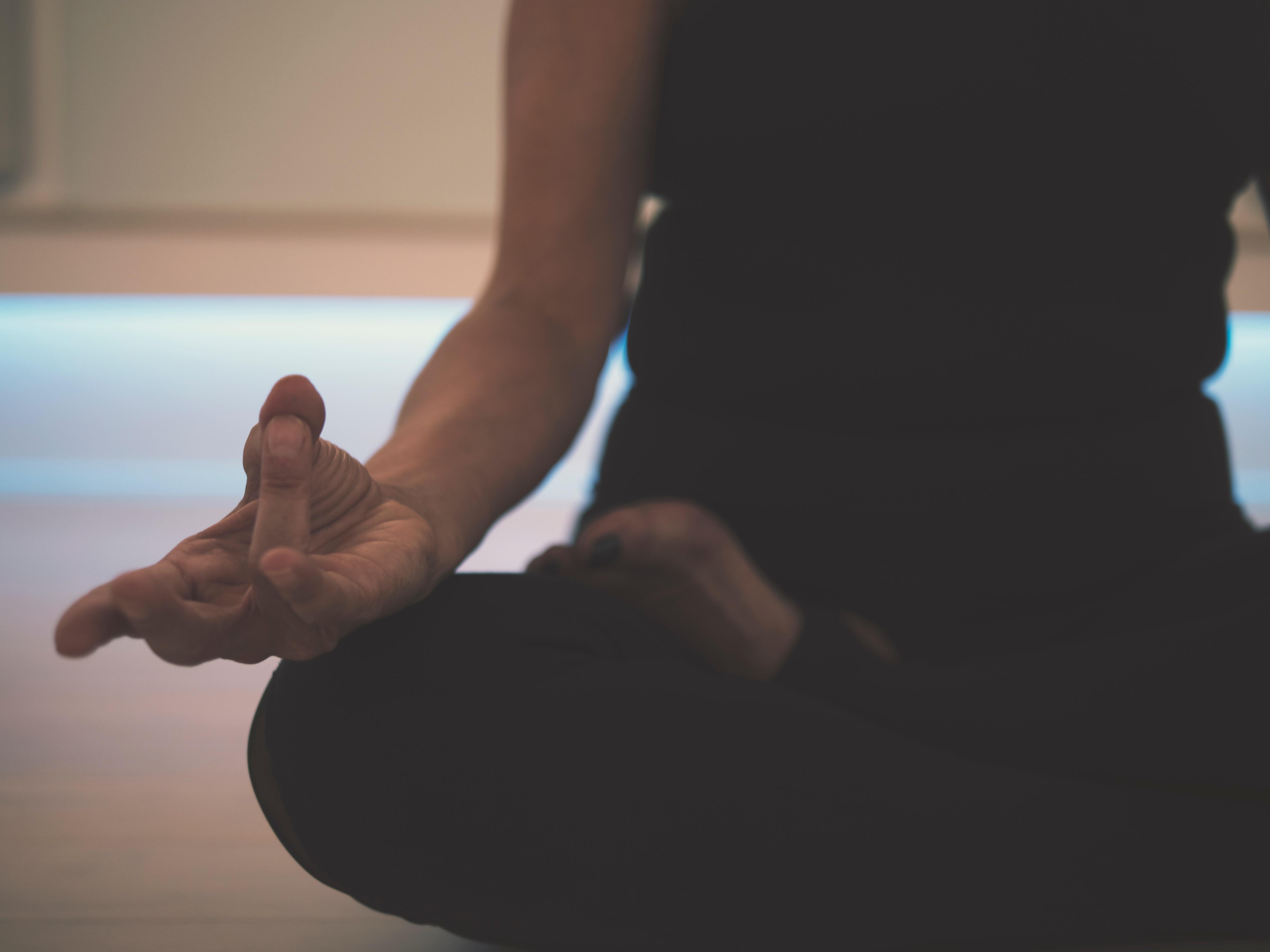Bikram Yoga Kicked My Ass Image Journal