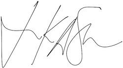 signature of Jamie Smith