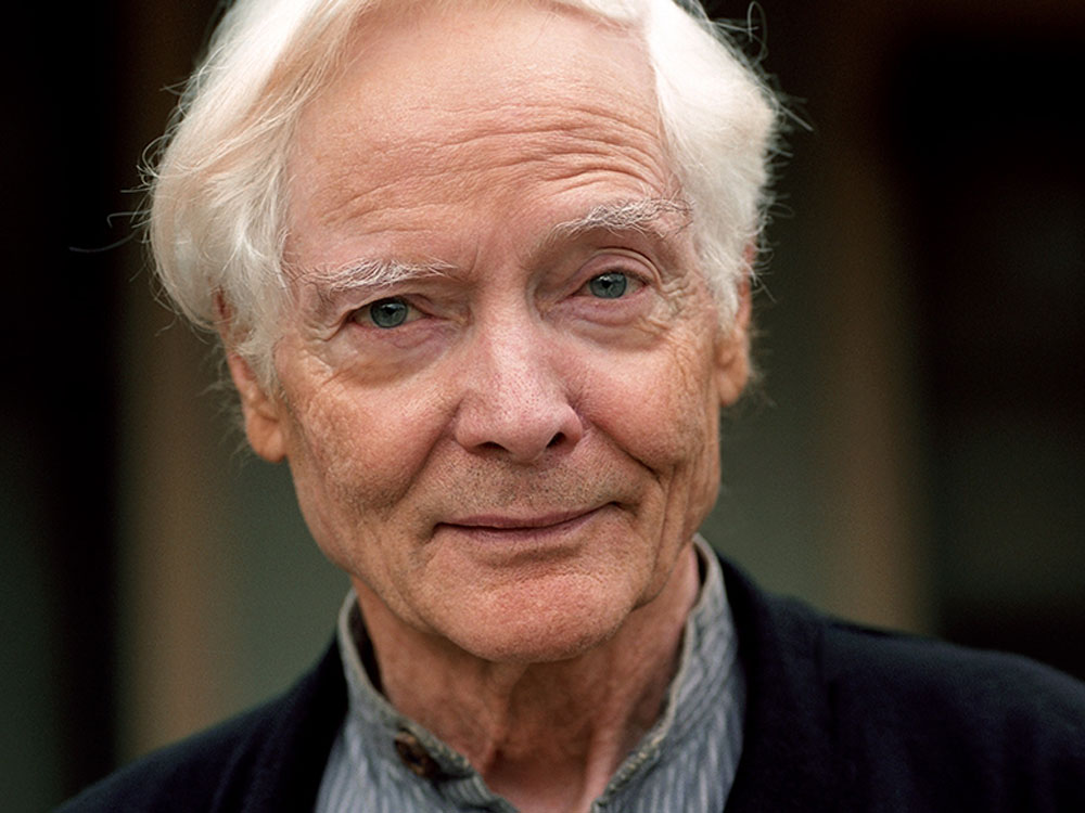 Remembering W.S. Merwin: Poet of Disappearance