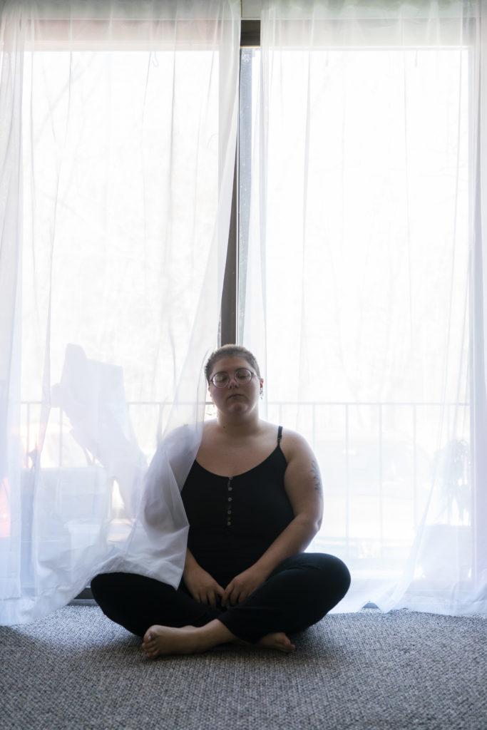 Week 3: <em>Living Room</em>, Claudia Hermano, April 23, 2020