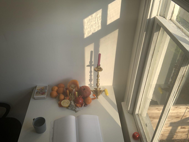 Week 2: <em>Kitchen</em>, Mojdeh Rezaeipour, April 18, 2020