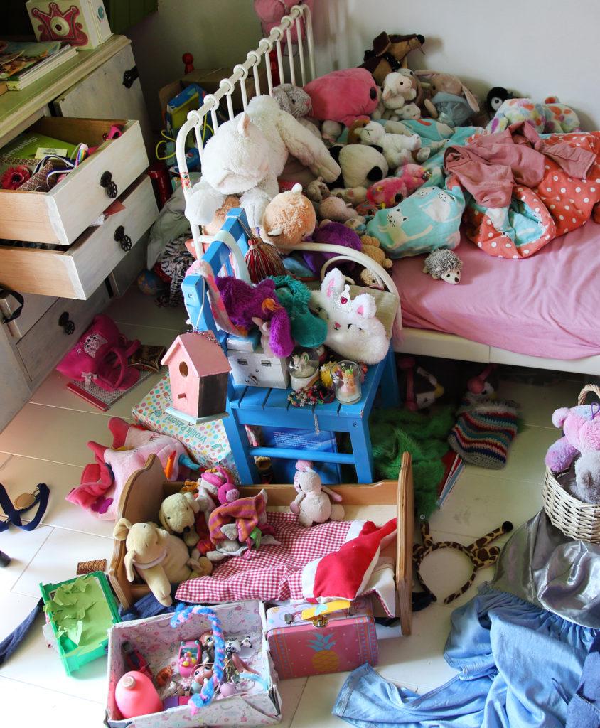 Week 8: <em>Bedroom</em>, Yvonne Lacet, May 29, 2020