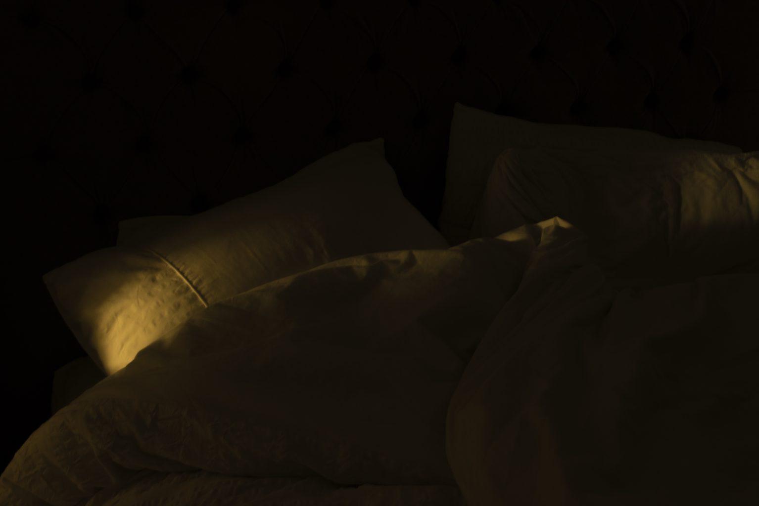 Week 7: <em>Bedroom</em>, 'ביקורו של מוישה' (Moishe's visit) , Louise Fago-Ruskin, May 24, 2020