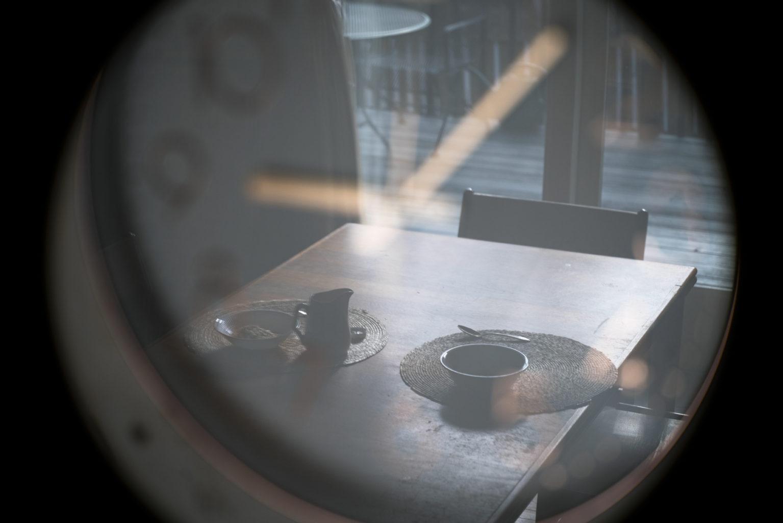 """Week 4: <em>Kitchen</em>, """"Untitled (Dining Room), 2020,"""" Yola Monakhov Stockton, May 1, 2020"""