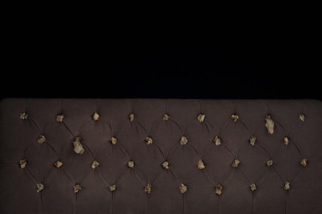 Week 4: <em>Bedroom</em>, קיר (wall), Louise Fago-Ruskin, May 4, 2020