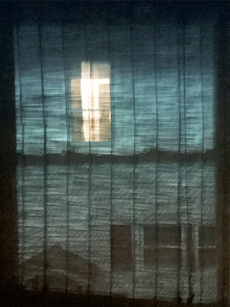 """Week 5: <em>Studio</em>, """"Every Window in My House, Window 2,"""" Hannah Smith Allen, May 10, 2020"""