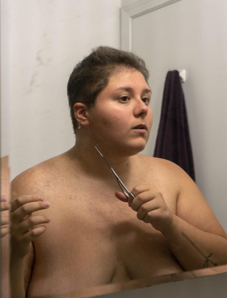Week 10: <em>Bathroom</em>, Claudia Hermano, June 10, 2020