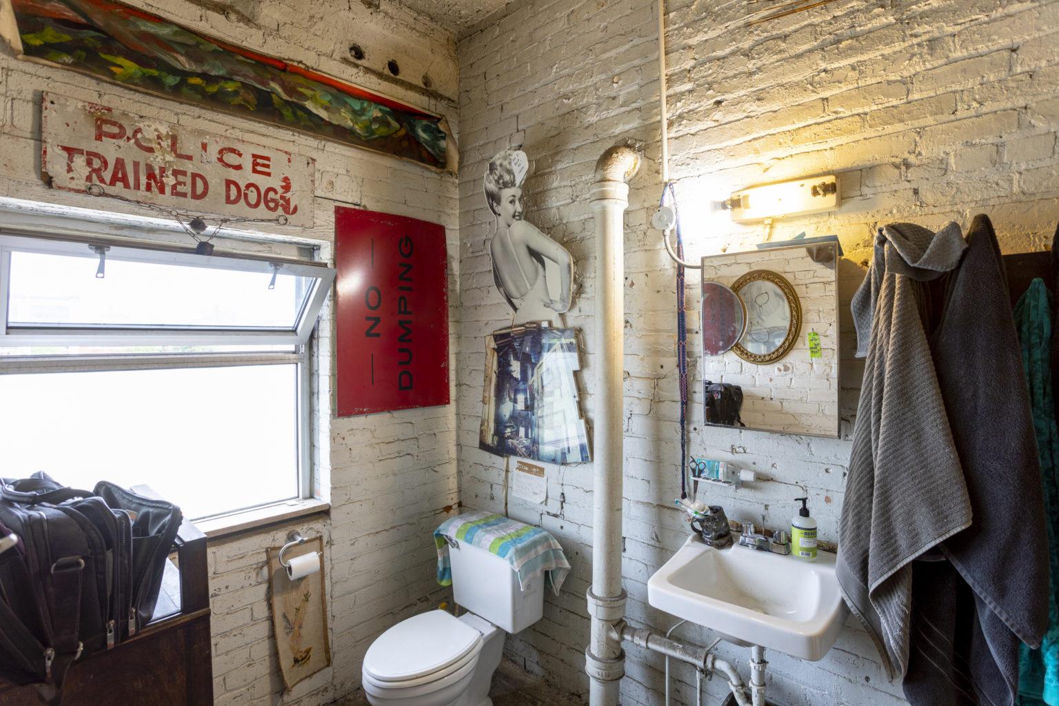 Week 11: <em>Bathroom</em>,  Scott Hocking, June 21, 2020