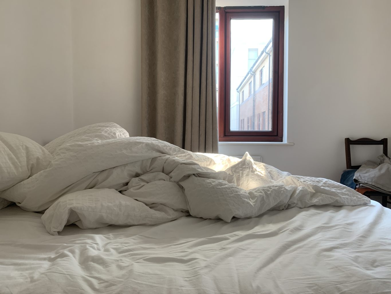 Week 10: <em>Bedroom</em>, Sam Winston, June 14, 2020
