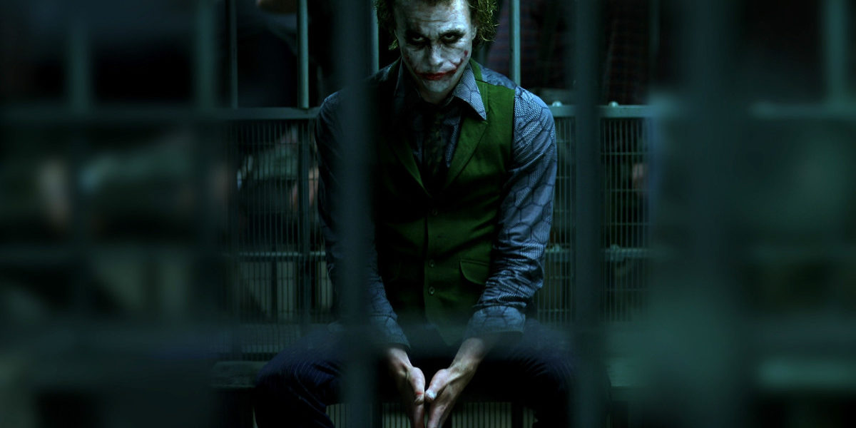 the dark knight joker batman