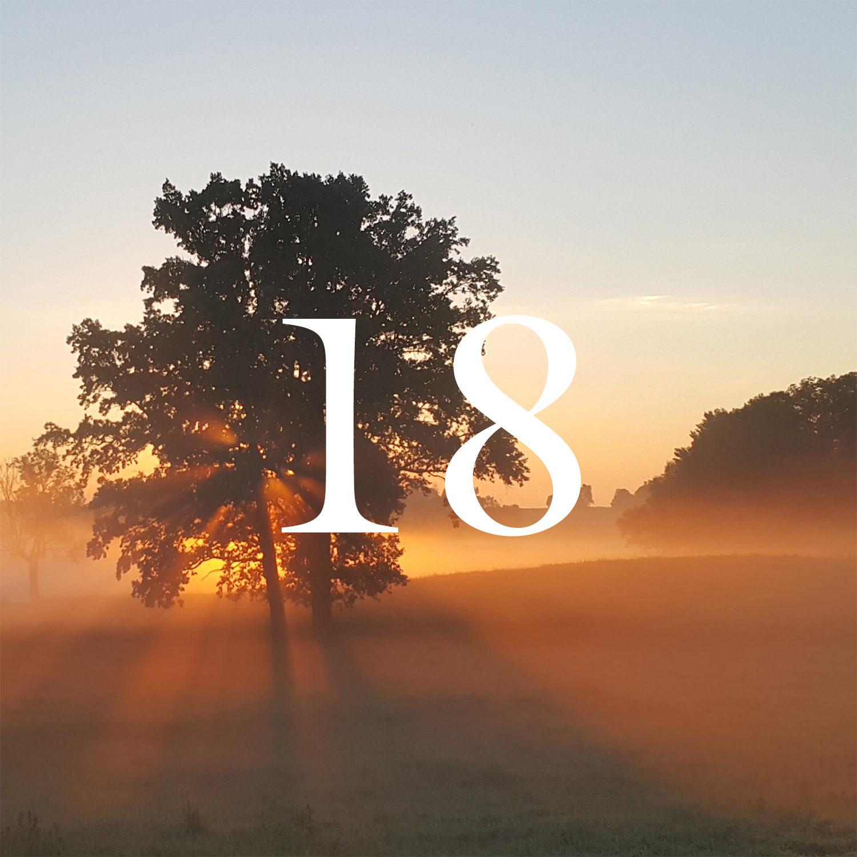 Calendar 4-18