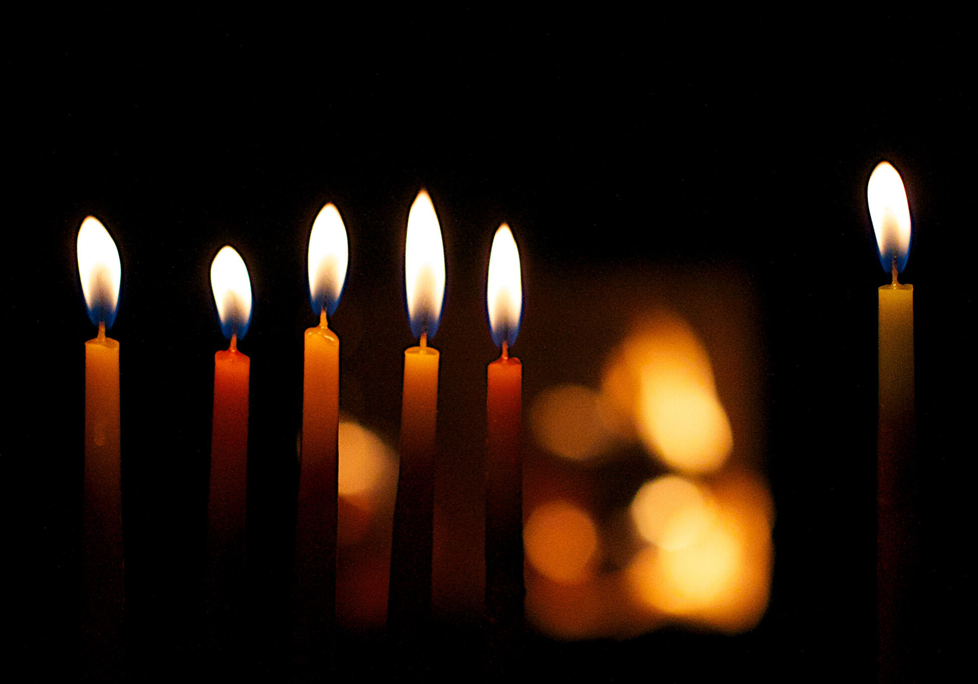 candle light by alan levine on flickr public domain