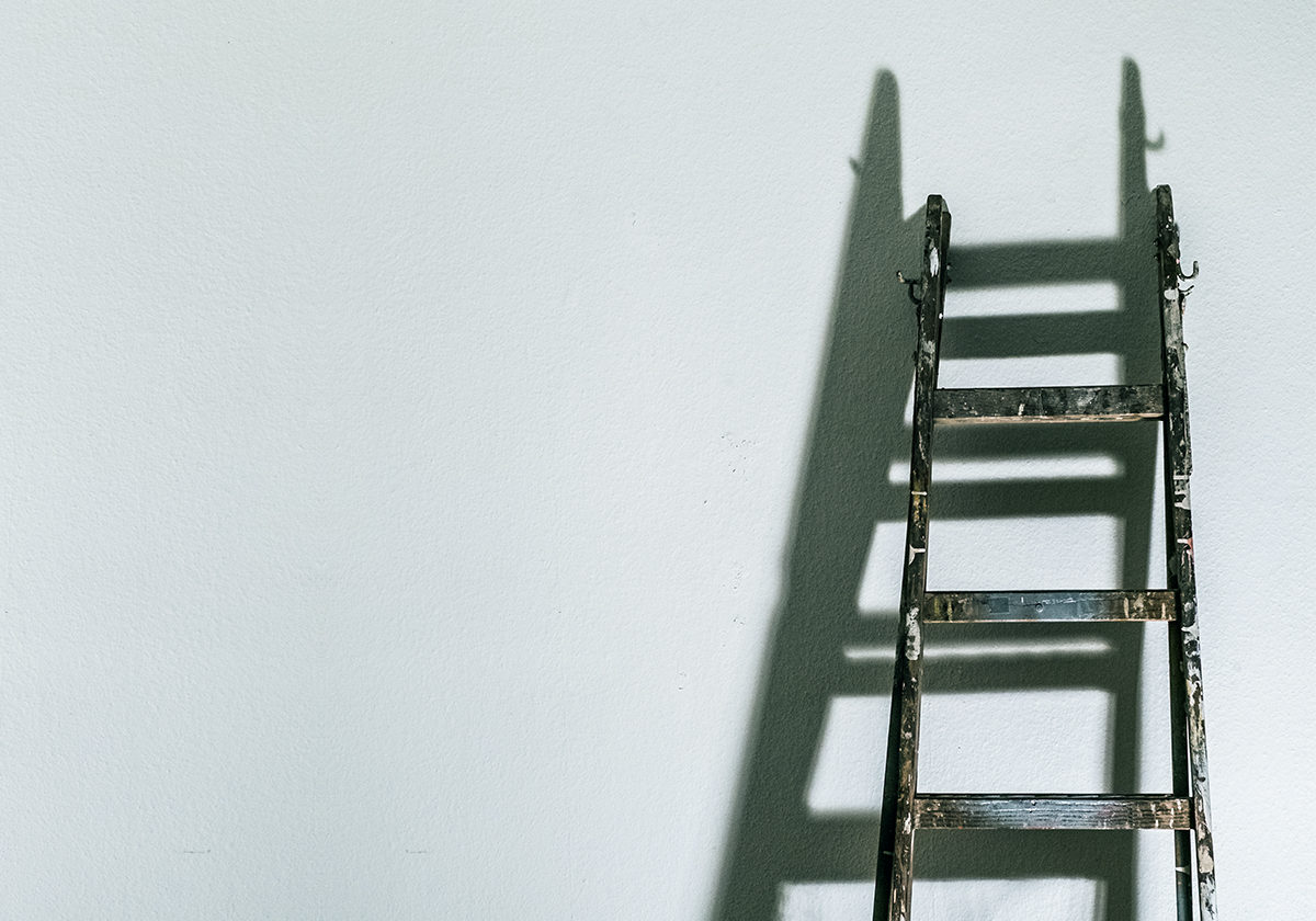 ladder by thel kofoed hjorth on flickr_edited