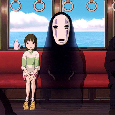 spirited away film